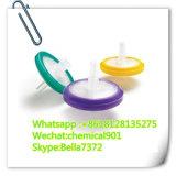 Filtre stérile médical de seringue de qualité pour le liquide stéroïde
