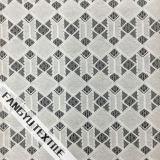 Tela de nylon do laço do algodão Prismatic do projeto da manta