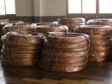 Preiswerter kastanienbrauner emaillierter kupferner plattierter Aluminiumdraht