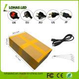 La pianta idroponica di spettro completo LED dell'indicatore luminoso 300W 450W 600W 720W 800W 900W 1000W 1200W 1500W 1600W 1800W 2000W della pianta dei chip LED del doppio si sviluppa chiara per la serra