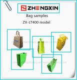 전문가 기계 (ZX-LT400)를 만드는 비 길쌈된 박판으로 만들어진 쇼핑 백