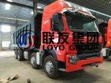 2017販売のための新型Sinotruk HOWO A7のダンプトラック