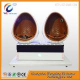 Il cinematografo di Vr dell'uovo di Wangdong 9d con 2 sedi supera la vendita