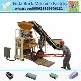 Máquina pequena do tijolo de Holllow da cinza de mosca da tecnologia de Alemanha de China