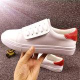 Calçados das mulheres, sapatilhas de couro, estilo no.: Shoes-SL001 ocasional