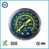 001 Medische Manometer van de Maat van de Druk van het Roestvrij staal/Meters van Maten