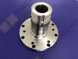 A maquinaria pesada personalizou fazer à máquina forjado da fundição de aço da precisão do CNC