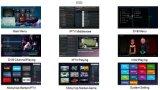 Cadre d'Ipremium DVB-S2+ISDB-T TV pour l'Amérique du Sud