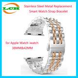 Braccialetto astuto del cinturino di vigilanza del rimontaggio del metallo dell'acciaio inossidabile