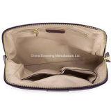 بنية حقيبة مستحضرات تجميل حقيبة لأنّ نساء [سكينكر] مستحضر تجميل كيس حقيبة