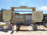CNC - провод диаманта CNC 3500 увидел каменный автомат для резки для утески блока