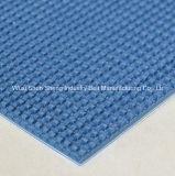 Конвейерная PVC грубой поверхности картины травы высокого качества противоюзовая