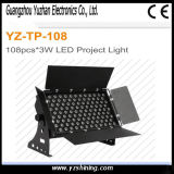 48PCS*3W RGBW LED 램프와 손전등 점화