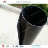 Zwarte die Geomembranes in Vele Vijvers wordt gebruikt