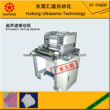 De ultrasone Afvegende Dwars Scherpe Machine van de Doek