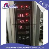 Horno rotatorio de la hornada de la convección del halógeno eléctrico de la máquina del alimento del equipo de la panadería