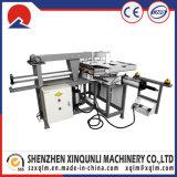Machine semi-automatique de revêtement de coussin du pouvoir 0.5kw