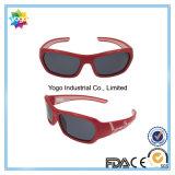 Les lunettes de soleil des enfants polarisés blancs de lentilles faites sur commande de sûreté promotionnelles