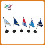 Filiali nazionali decorative delle bandierine della Tabella due o tre, (HYTF-AF007)