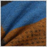 30%Polyester 30%Acrylic 40%Wool di Fashoin controlla il tessuto di lana