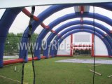 Aufblasbares Tennis-Zelt für Sport