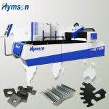 Machine de découpage chaude de laser de fibre d'acier inoxydable de commande numérique par ordinateur de ventes
