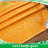 Venta de lujo de la toalla de la insignia de Custmized para el mesón