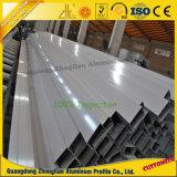 Ventana de desplazamiento de aluminio del fabricante con el perfil de aluminio