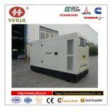 Type silencieux de bonne qualité groupe électrogène diesel avec l'engine de Lovol
