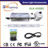 Indoor Grow Lights Square Wave HPS Grow Lâmpada de iluminação 630W CMH Double Ended Lastre