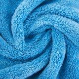 Alta calidad de la fábrica de China ninguna toalla de sequía del coche de las lanas