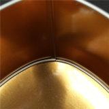 Caixa do estanho do triângulo para a jóia/alimento/presente/chocolate/doces (T001-V26)