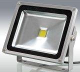 Luces cambiantes del color de cristal de la cortina LED del caso de Alumium para el uso al aire libre