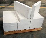 El panel de pared Materiales de construcción de bloques AAC 50-200mm