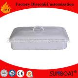 Articolo da cucina rettangolare del piatto del grafico a torta dello smalto di Sunboat