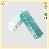 Rectángulo de empaquetado de papel del perfume cosmético de la impresión para los cosméticos