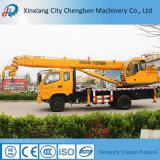 Grue mobile de la Chine de grand escompte mini avec Ce&ISO