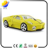 Lamborghini車の形光電無線ビジネスUSBマウス