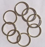 Brazing Ring Welding Ring Solder Ring Liga de cobre anel de solda de prata