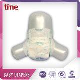 Tecido descartável do bebê do OEM bom com absorção elevada
