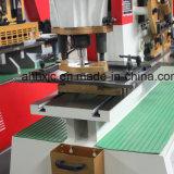 高性能の鉄工のセリウムの販売のための公認Q35y-16油圧鉄の労働者