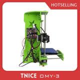 новый милый принтер типа 3D от поставщика Китая