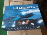 極度の明るい車35W H4のヘッドライトによって隠されるキセノン