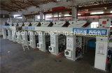 비 길쌈된 직물을%s 기계를 인쇄하는 사진 요판