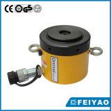 Crepe de efecto simple de la alta calidad cilindro de la tuerca de fijación de 100 toneladas