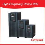 Fréquence 1kVA - UPS en ligne monophasé du pouvoir 20kVA pour des télécommunications