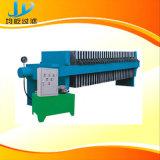 Feste und flüssige Trennung pp. halb automatische Membranen-Filterpresse