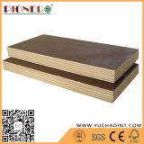 低価格の木製のメラミンWBP接着剤のフィルムは合板に直面した