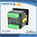 DC20d 자동 시작 디젤 엔진 발전기는 관제사를 분해한다