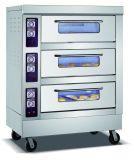 Kommerzielle elektrische Nahrungsmittelkonvektion aufgebaut im Ofen für Bäckerei